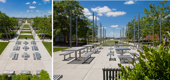Diptych 1_Silverton High School PLaza