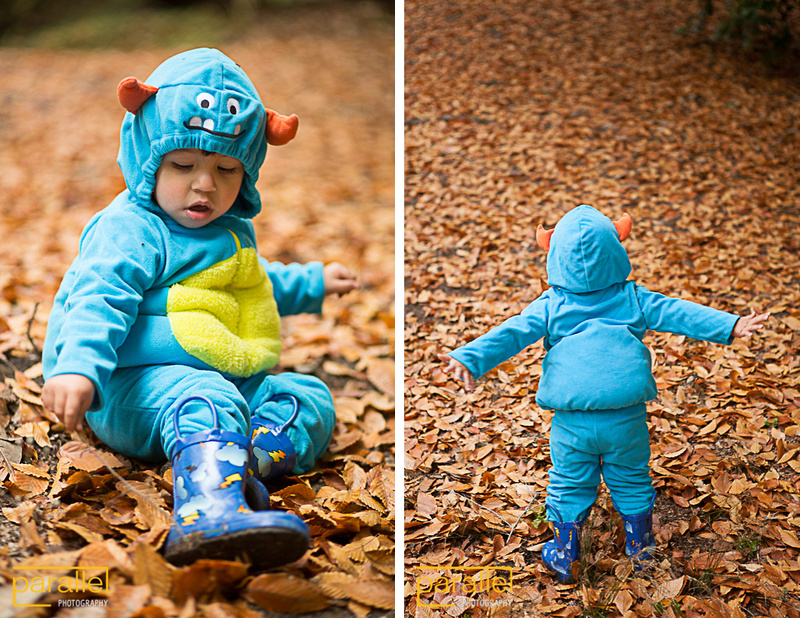Jordi-Monster-Costume-Leaves-Fall-Kids-Family-Parallel-Photography_diptych 2